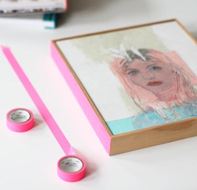 washi tape diy 12 - Inspiratie | Washi/masking tape DIY