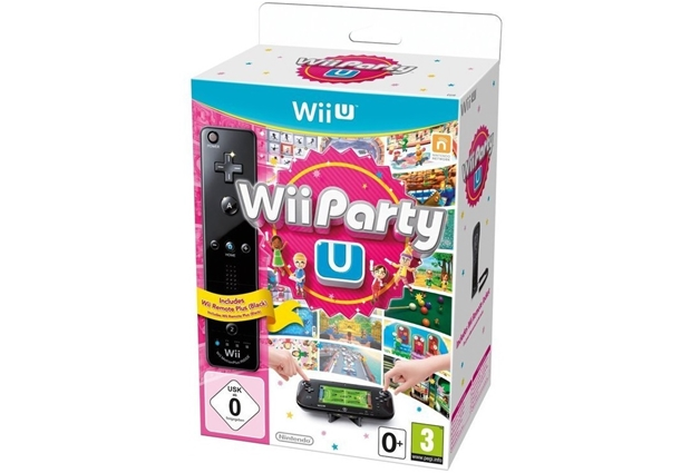 wii party u - Win een Nintendo Wii Fit U + Wii Party U pakket t.w.v. €459,00!