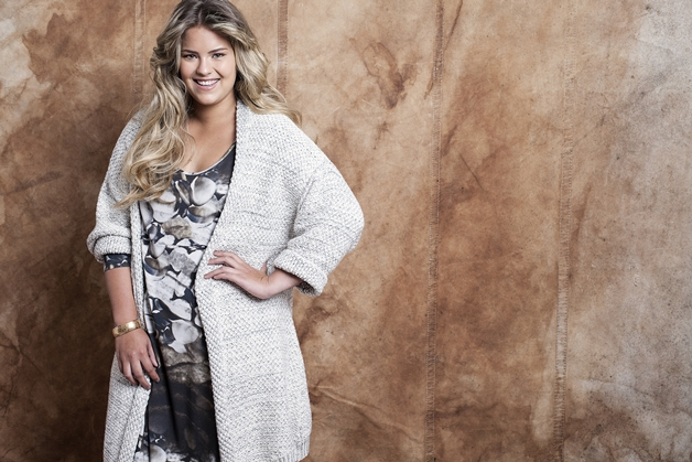 x two herst winter 201301 - Plussize herfst outfit + X-Two lookbook