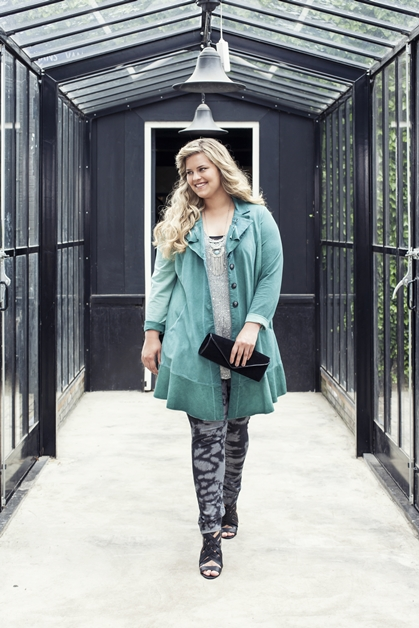 x two herst winter 201309 - Plussize herfst outfit + X-Two lookbook