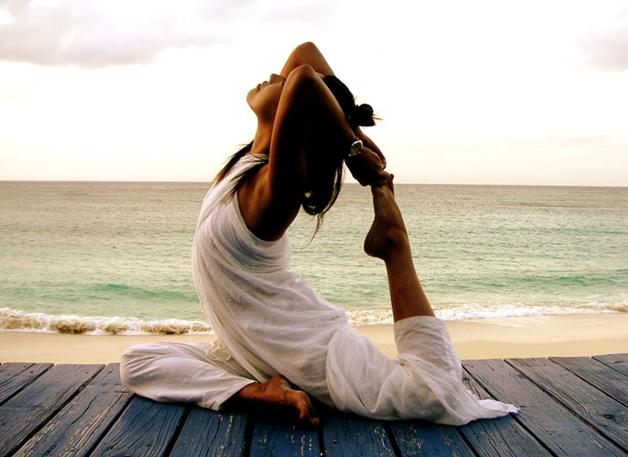 yoga 1 - Yoga (incl. instructiefilmpjes)