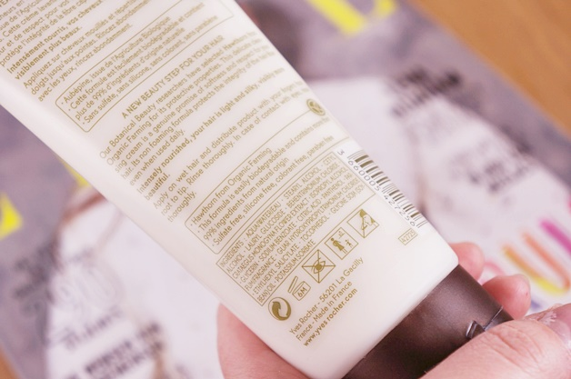 yves rocher low shampoo poo review 3 - Love it! | Yves Rocher low shampoo