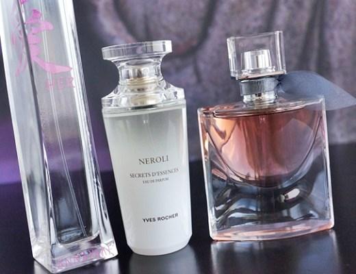 yves rocher neroli lancome la vie est belle annayake love her 2 - 3 from 1 | Parfums: Lancôme, Yves Rocher & Annayake