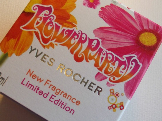 yvesrocherflowerparty1 - Yves Rocher Flowerparty Limited Edition