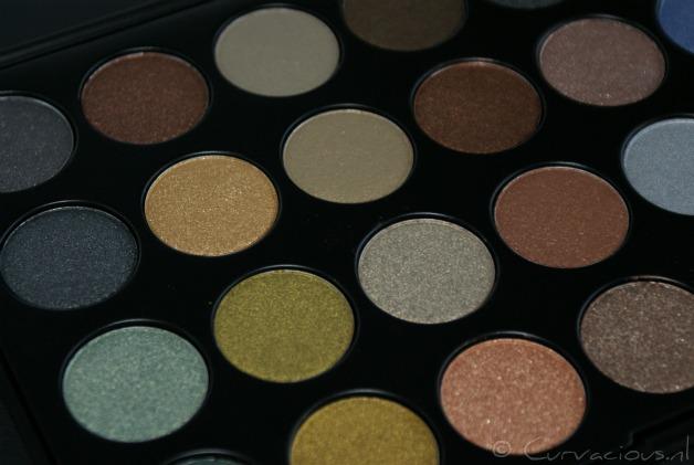 Zoeva   Metallic Stones Palette