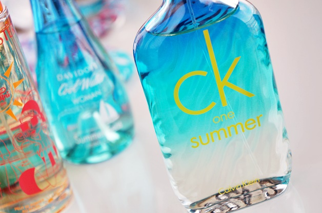 zomerparfums 2015 calvin klein lancaster davidoff 3 - Zomerparfums | Calvin Klein, Lancaster & Davidoff