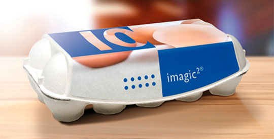 imagic2, the second generation of imagic with improved presentation & reduced material weight.