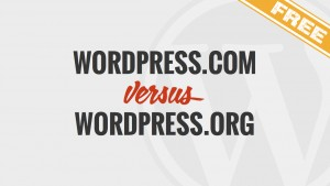WordPress - .com vs. .org
