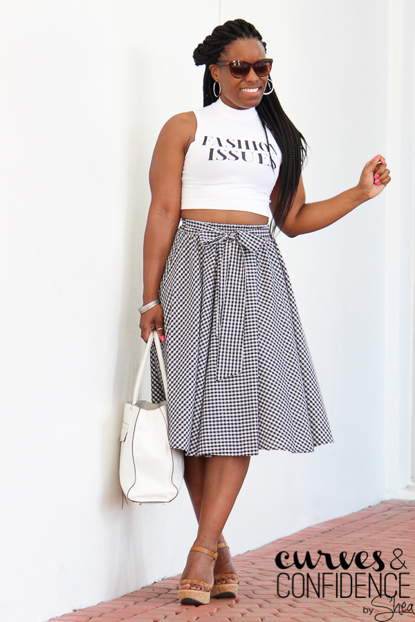 what to wear in Miami, Miami style blogger, how to be curvy and confident, how to be curvy and stylish, trendy weekend outfit, weekend brunch outfit
