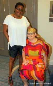 Charlene Robinson & tonya