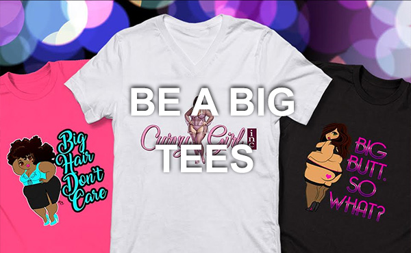 Curvy Girl Tees