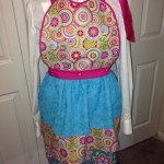 Fancy Smancy Pretty Girl Apron