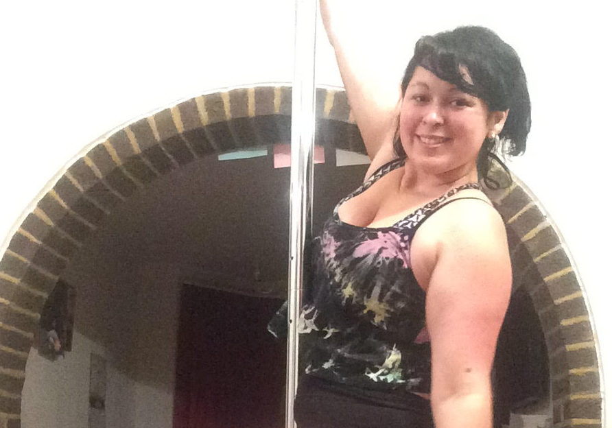 How One Pole Dancer Powers Through Fitness with Chronic Fatigue/Pain and Seizures