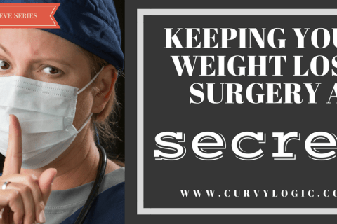 Keeping your weight loss surgery a secret (1)