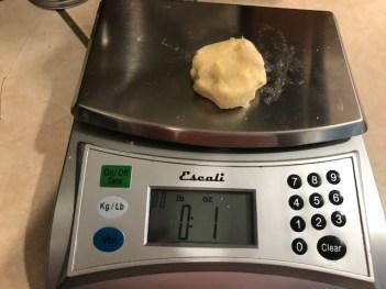 mini-pie-1-oz-weighed
