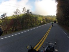 Cherohala Skyway Oct 2012