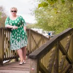 "Curvy Colette: A ""Don't eat the daisies"" Moneta"