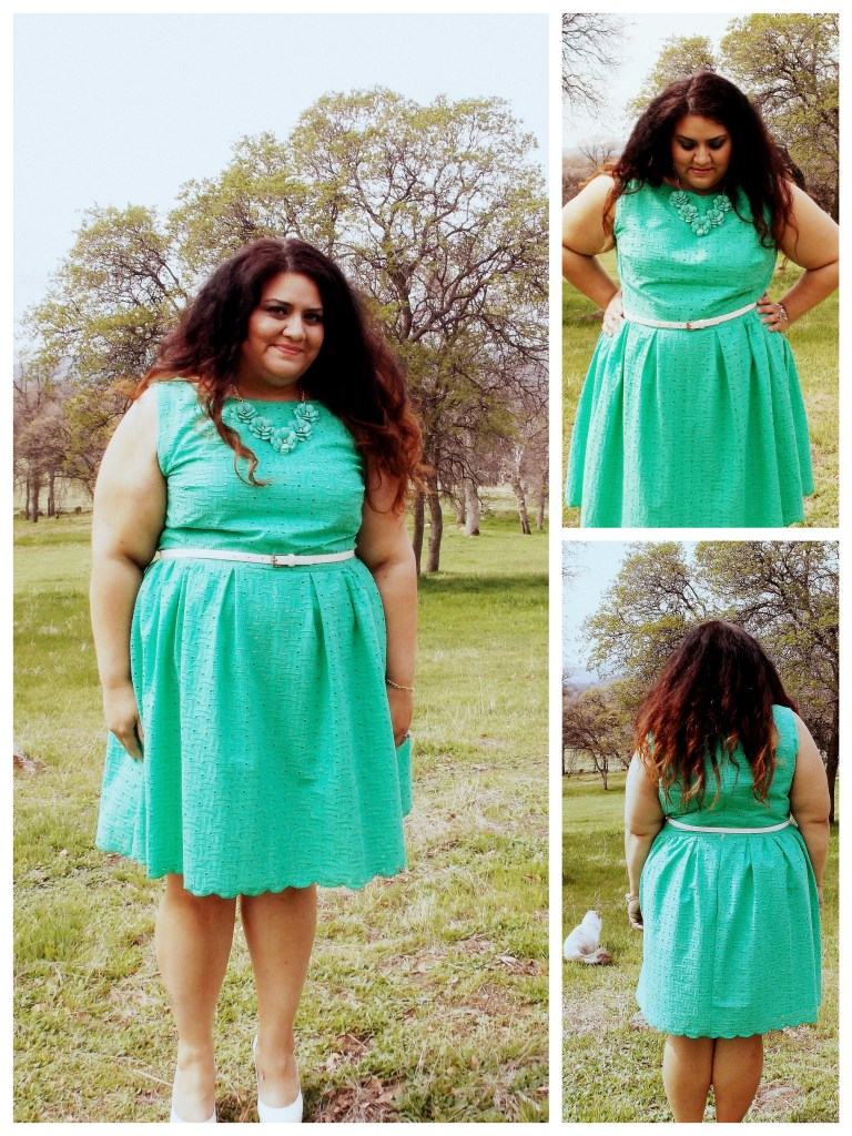 mint eyelet collage