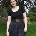 Pattern review: Sewaholic Rae Skirt