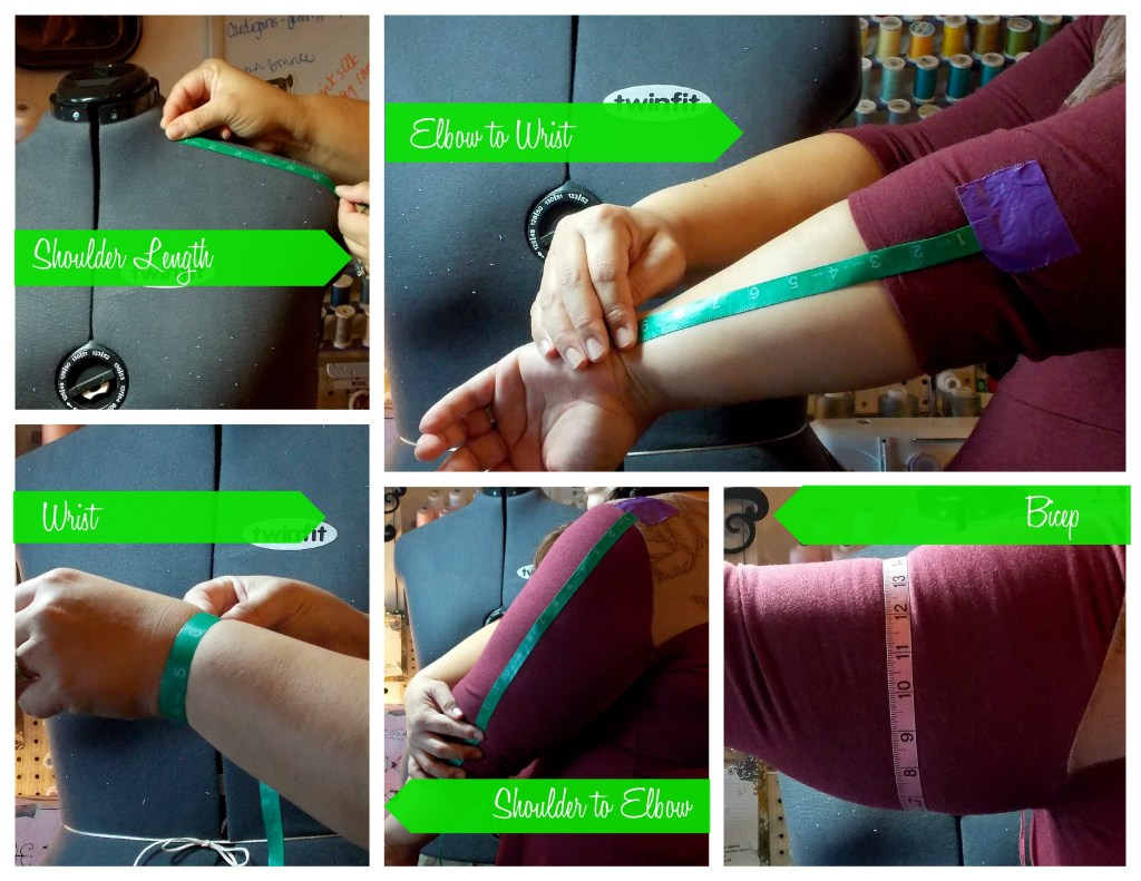 arm measurements