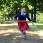 Tried and True pattern: McCall's M6931 skirt