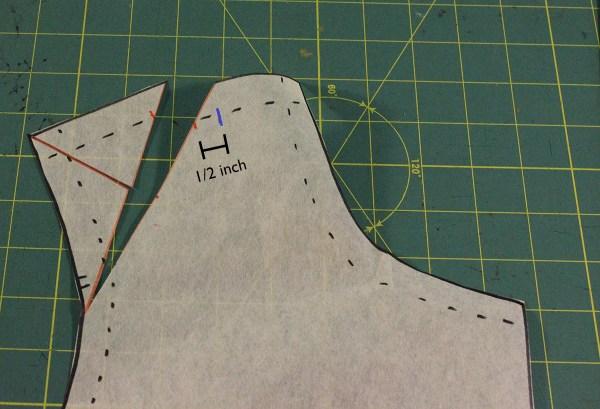 Narrow Shoulder Adjustment -8 2