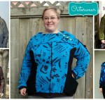 Curvy Sewn:  Your Creations for March