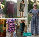 Curvy Sewn:  Your Creations for May