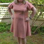 Pattern Review: Sewaholic Davie Dress