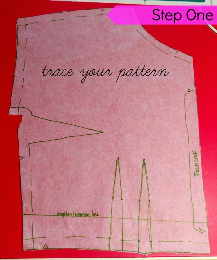 1 trace pattern