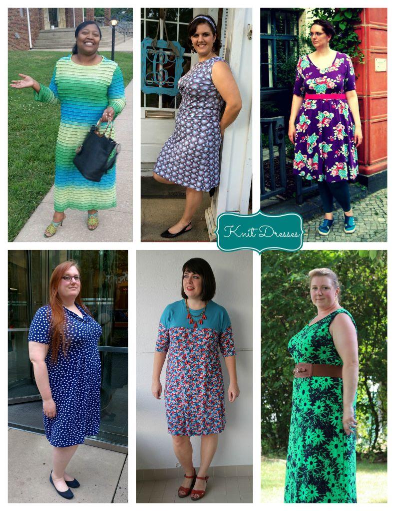 knit dresses 2