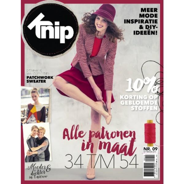 Knipmode Magazine: September 2015