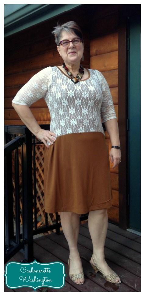 Elaine cashmerette washington dress