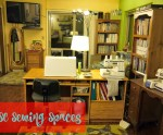CSC Sewing Spaces:  gMarie