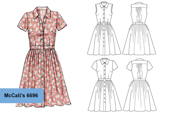 A Plus Size Guide to Shirtdresses