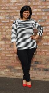 manju stripes
