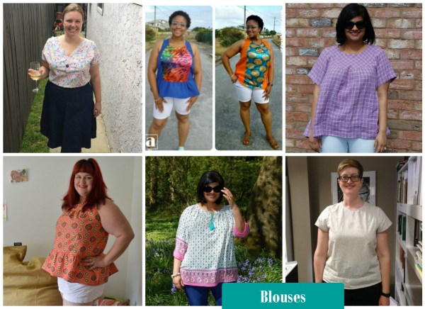 woven blouses
