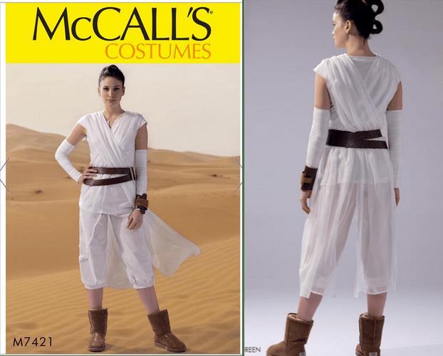 McCall's M7421