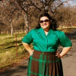 Pattern Review:  Simplicity 8243 Blouse