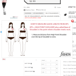 Demystifying Bootstrap Fashion, Part 1: About, Selection and Measurements