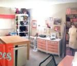 CSC Sewing Spaces:  Megan S.