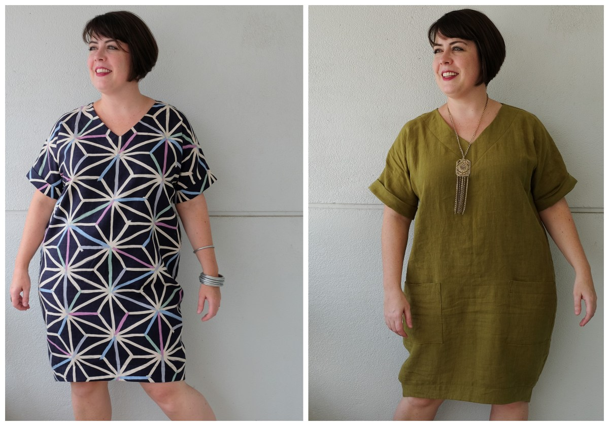 Pattern Review: Style Arc Adeline Dress