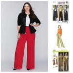 Pantspiration: RTW Inspiration + Sewing Pattern Options