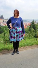 Anna Dress with Enid Sweater