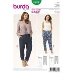 Tutorial: Full Butt/Bootie/Tush Adjustment + Burda 6678