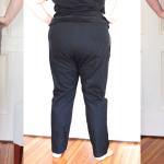 Pattern Throwdown: Stretch Pull-On Pants