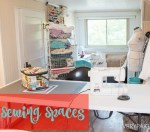 CSC Sewing Spaces:  Paige