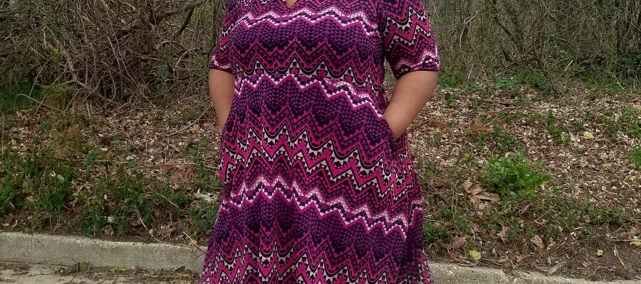 Pattern Review: Olympia Dress by Love Notions