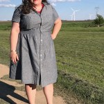 Curvy Review: Cashmerette Lenox Shirtdress