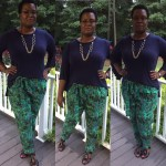 Sewing for my Curves: Laquana